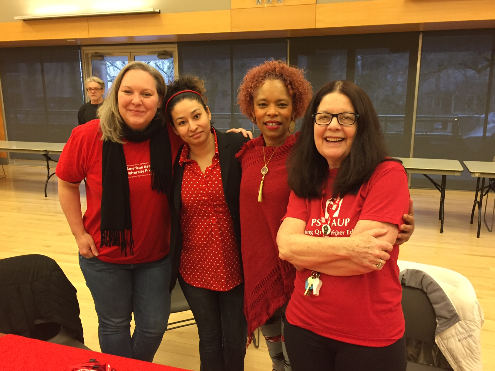 PSU-AAUP co-sponsors Let's Talk about Diversity event