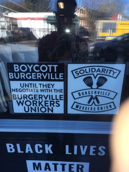 Burgerville Boycott- Actions you can take