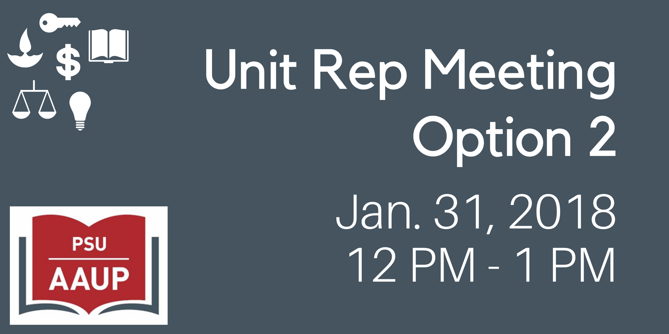 Unit Rep Meeting Option 2